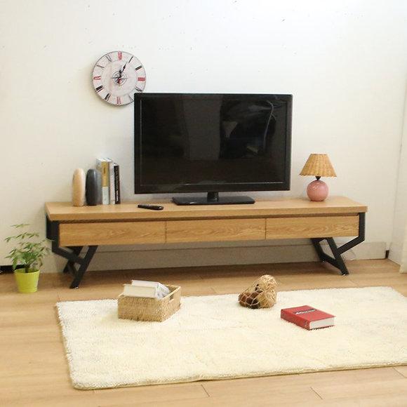 【微量元素】手感工業風電視櫃-JF1406-TV - 電視櫃,電視櫃7尺